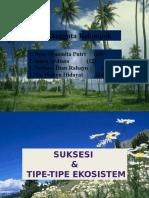 Suksesi & ekosistem