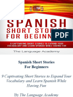 Spanish_ Short Stories For Begi - The Language Academy.pdf