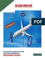 2 - Aircraft Flight Control System
