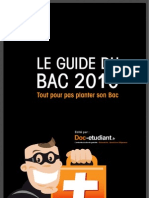 Guide Du Bac 2010