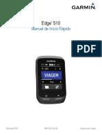 Garmin Edge 510 QSM PT
