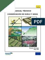 Manual Tecnico Conservacion Suelo y Agua