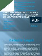 presentacion ARLENY.. diseño y evaluacion de proyecto