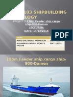 Shipbuilding Technology Presentation