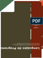 Informe N° 1 Lenguaje de Programación