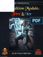 5th Edition Module Fire & Ice (5E)