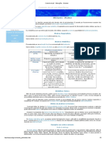 Controle Do PH - Alterações - Alcalose