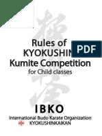 Kumite Rule Jr