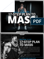 Kris Gethin 17-Step to MASS