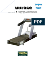 TECHNOGYM RANRACE MANUAL