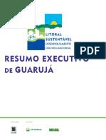 Resumo Executivo de Guaruja Litoral Sustentavel