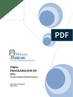 Pm04 Programacion de Ots