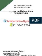 Representacoes Geomericas Visualizacao3 Lucimar