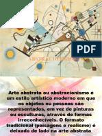 abstracionismo