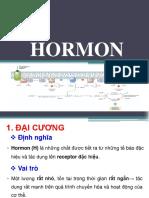 Hóa Sinh Hormon