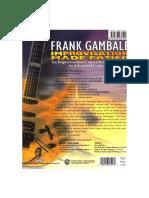 Frank Gambale - Improvisation Made Easier.pdf