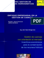 3. Enfoque Empresarial en la Gestión de Cuencas.pptx