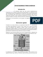 Presentacion de Biorreactores Diversos
