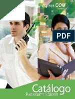 Radiocomunicacion Catalogo 2013