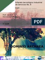 Dominio Archaea