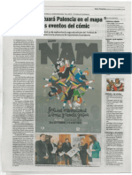 Ñam Rueda de Prensa. Diario Palentino
