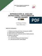 Manual Ansys