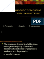 Early Management of Dmd