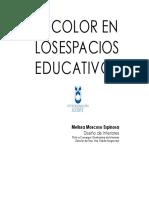 El Color en Los Espacios Educativos