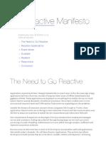 The Reactive Manifesto