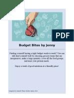 jennifer wood meal planning budget