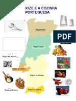Livro Os Doze e a Cozinha Portuguesa