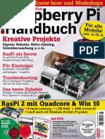 Chip Digital Magazin Spezial Das Ultimative Raspberry Pi Handbuch Februar 2015