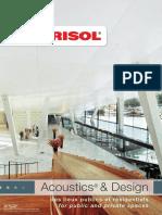 Barrisol Acoustic Design