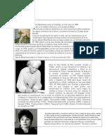 Escritores Chilenos