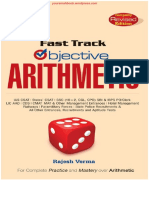 Fastrack Objective Mathematics
