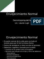 03 - Envejecimiento Normal - Laura