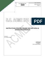 IP SSM ACME Inc Terasa Si Bar
