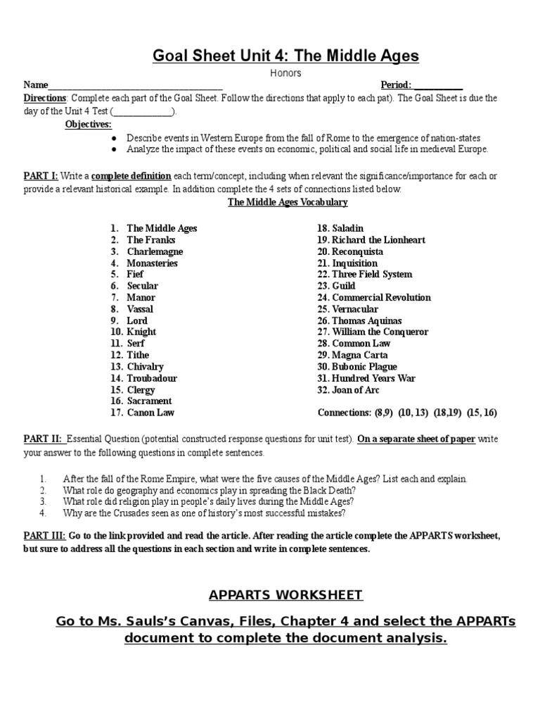 worksheet Magna Carta Worksheet workbooks magna carta worksheets free printable for unit04themiddleagesgoalsheethonors middle ages document