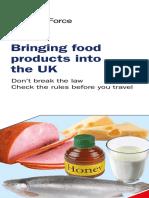 Bringing Food Leaflet Aug 2014 v4