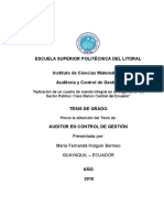 Tesina Mariafernanda Holguin Bermeo Auditoria en Control de Gestion