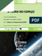 A+Terra+no+Espaço