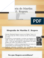 Teoria de Martha R. Xavier