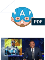 AP US History Captain America Project
