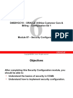 D48291GC10 – 07 - Security Configuration