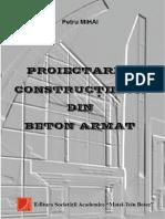 Proiectarea Structurilor Din Beton Armat.