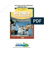 Enid Blyton - 1 - Os Cinco Na Ilha Do Tesouro-pt