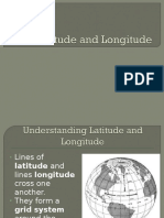 latitude and longitude basic ppt