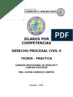 Silabo Dpc II - 2016-II-ggs