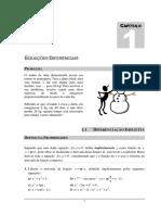 Cap01 EDO Exercicios