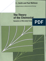 Theory of the Chemostat Cambridge Studies in Mathematical Biology